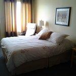 Chambre du Motel