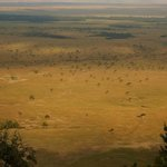 Mara Triangle view from Mara west Cabine