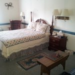 Clean Meadow View Suite