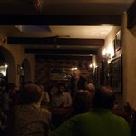 O'Connor's pub is just around the corner - a 20 second walk.  Great traditional music!