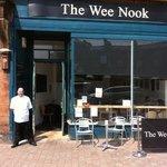 The Wee Nook resmi