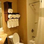 Roomy Standard Bathroom