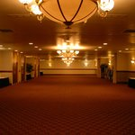 Banquet Hall (shown empty)