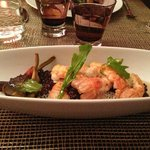 Langoustine with Risotto