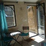 studio -chambre  terrasse Sud