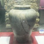 One of the exposed amphoras from Egypt.