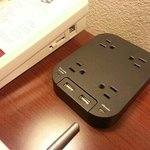 charging station. best thing in the room!