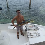 Mahi, Tuna, and Barracuda with Captain Luis Ebanks