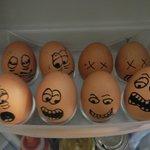 Julian's eggs