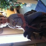 Cool Texas Panhandle decor - fun for kids!