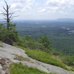 View from Frenchtown Mountain....Hike suggestion located in the map/rule book