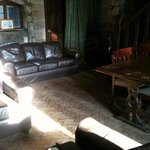 St Briavels lounge