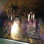 las estalactitas...lo normal en una cueva donde el oso inverna!!!!