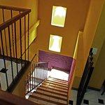 Escalera 1er piso