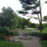 Garden View from Pub