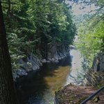 Chesterfield Gorge Foto