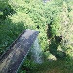 Top of the waterfall!