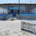 Medusa restaurant, Mandrakia