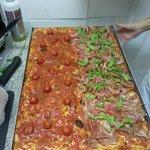 une autre variete de pizza