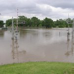 Another view of flooding on June 1, 2013
