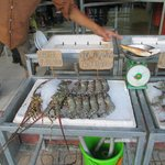 The prawns are the best in Nha Trang