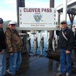 Fishing at Clover Pass Resort