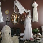 Collection of Vintage Wedding Gowns