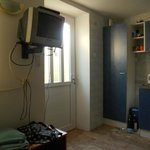 view of door from inside