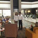 Hotel Manager, Mr. Oscar Casas