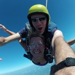 Free falling...with Jeff!