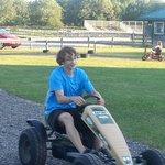 Pedal Cart Racing