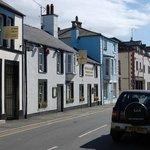The Sailor's Return Pub on Church Street