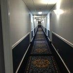 sad sad hallway
