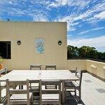 Villa 9  deck