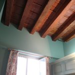 Lovely decor/architecture: hardwood ceiling