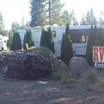 Foto de Lone Mountain RV Resort