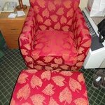 Vintage sofa chair