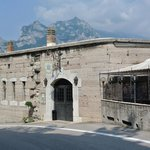 Al Fortino - Historic, delicious, great staff and fabulous views of Lake Garda.
