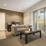 One Bedroom Lounge Room