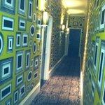 7th floor hallway
