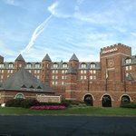 Beautiful Hotel:  Sheraton Parsippany
