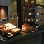 Pastries for breakfast