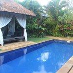Villa H pool