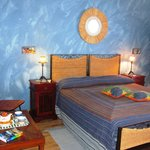 Bed & Breakfast  La Giara_Nicolosi_camera Blu