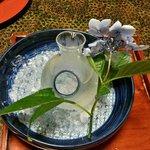 cold sake