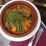 Vegetables Tagine