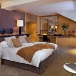 MY Gstaad Chalet Bedroom 1