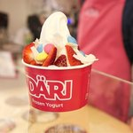 DÄRI Frozen Yogurt Foto