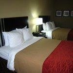 Familiy suite bedroom1