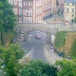 York Ferris Wheel - Views Castle Walls
